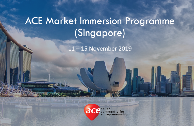 Singapore Market Immersion Program (Closed)