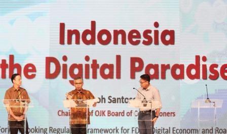 """인도네시아, 2020년 목표는 """"아세안 디지털 테크놀로지 허브"""""""