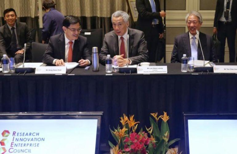 싱가포르, 2020년까지 미래 성장 동력 위해 5.5억불 투자