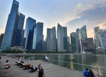 싱가포르 중소기업들 디지털 성숙도 높은 수준