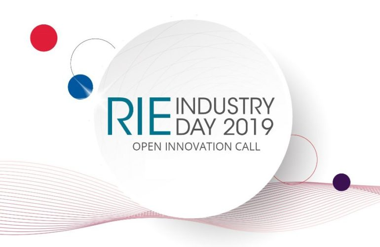 RIE Industry Day 2019 Open Innovation Call (Closed)