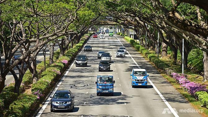 싱가포르, 도로도 스마트하게 바뀐다