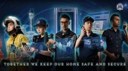 싱가포르, 국가 보안과 기술 연구를 위한 홈팀 과학기술청(HTX) 설립