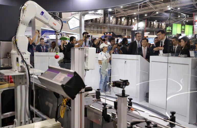 싱가포르, '주롱혁신단지(JID)'에 글로벌 기업 다수 유치 성공