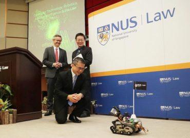 싱가포르 국립대학, 4차산업 시대에 발맞추기 위한 법률 연구센터 개소