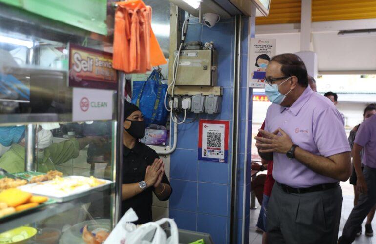 싱가포르, 코로나19로 소상공인 디지털 결제 도입 가속화