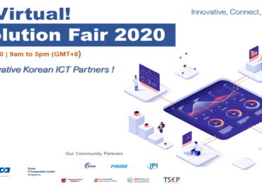 Go, Virtual! K-Solution Fair 2020 (Closed)