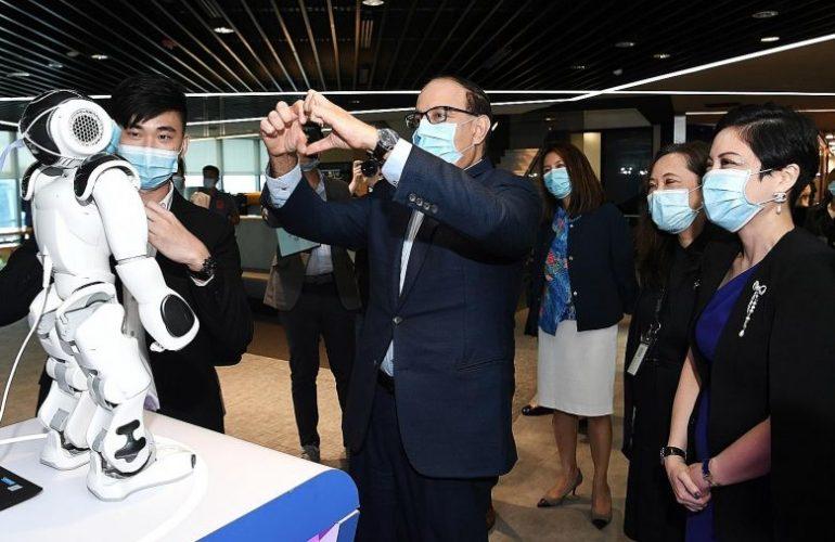 IBM-싱가포르, 4차산업 전문인력 양성 협약 체결